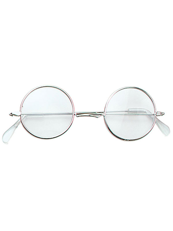 John Lennon Specs Clear Glasses