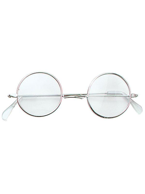 John Lennon Specs Clear Glasses