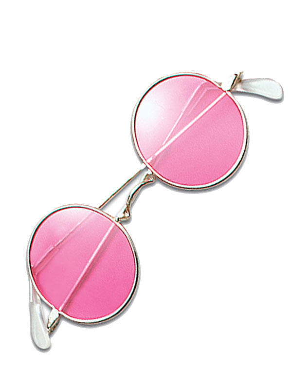 Lennon Pink Glasses