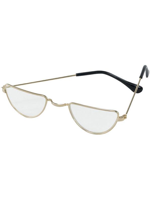 Half Moon Glasses