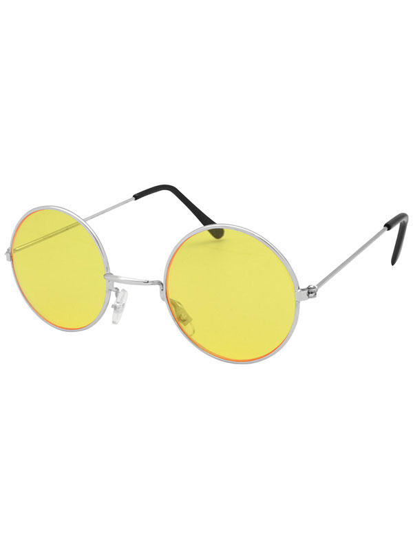 Lennon Yellow Glasses