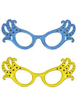 Ladies Dame Edna Glasses