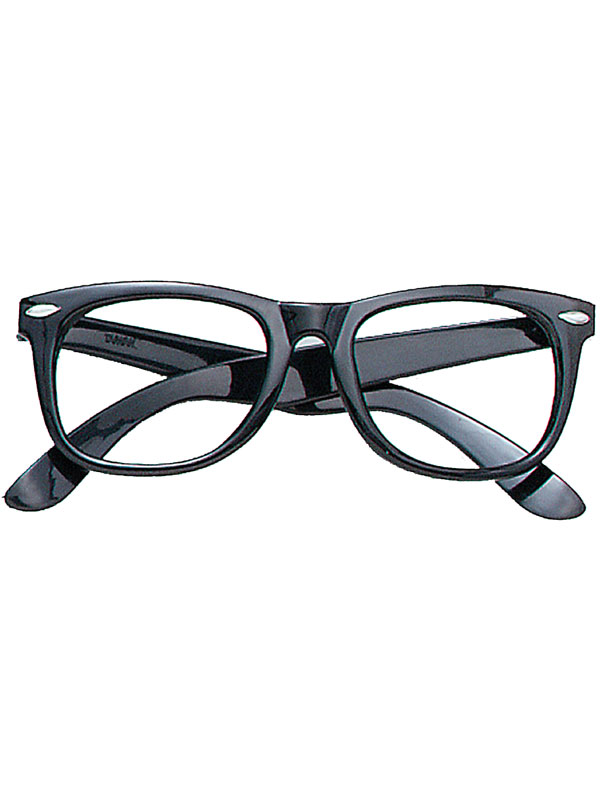 Spectacles Black Frame Glasses