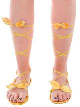 Goddess Sandals Gold