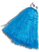 Pom Pom Small Blue