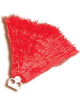 Pom Pom Small Red