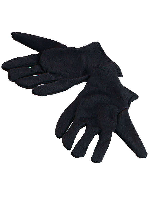 Gloves Gents Black
