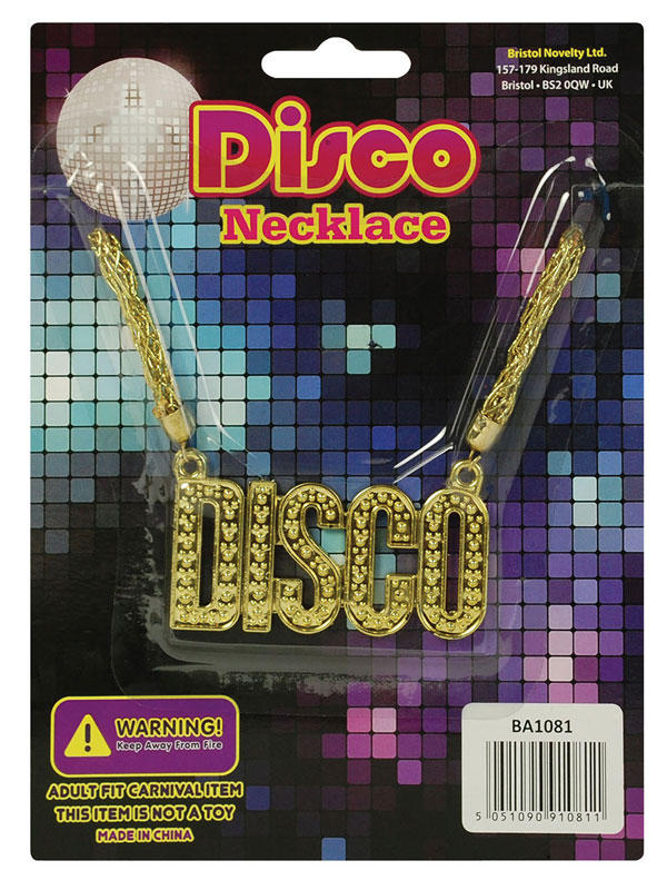 """Disco"" Necklace"