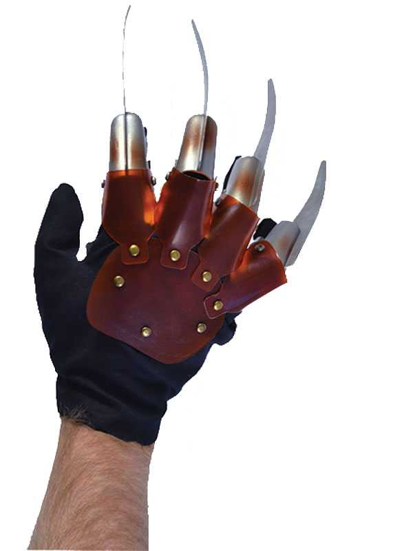 Toy Fright Glove