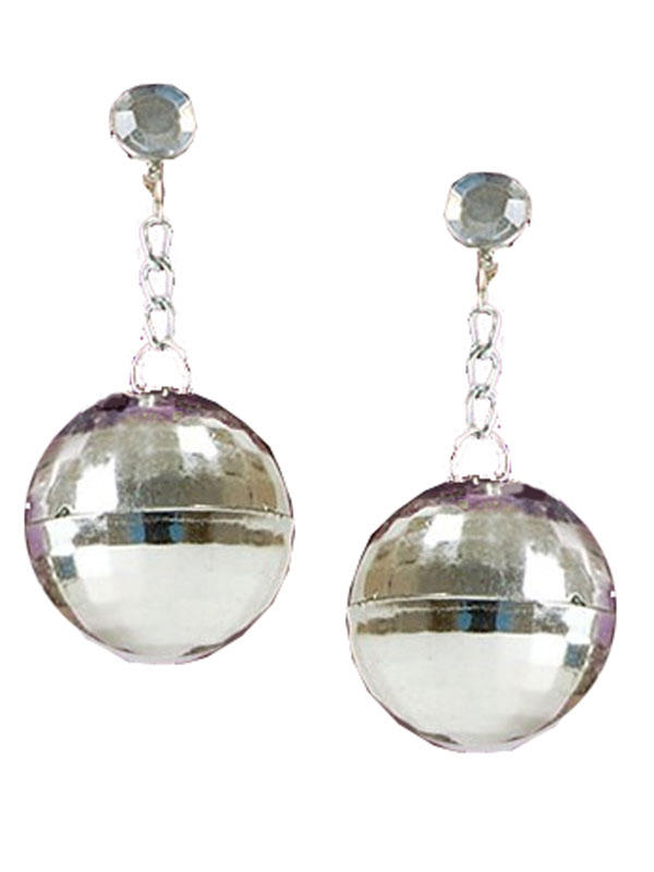 Disco Ball Earrings Thumbnail 2