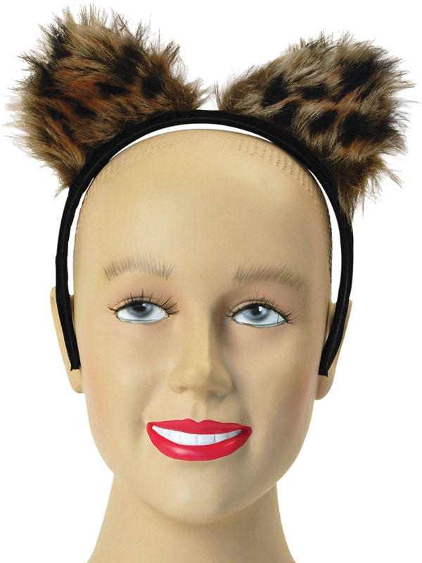 Adult Ladies Feline Fantasy Ears