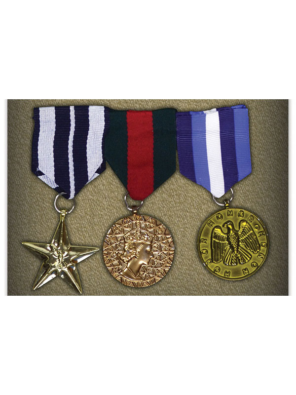 Military Medals Pieces