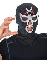 Adult Macho Wrestler Mask