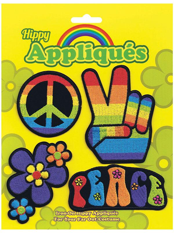 Hippy Appliques