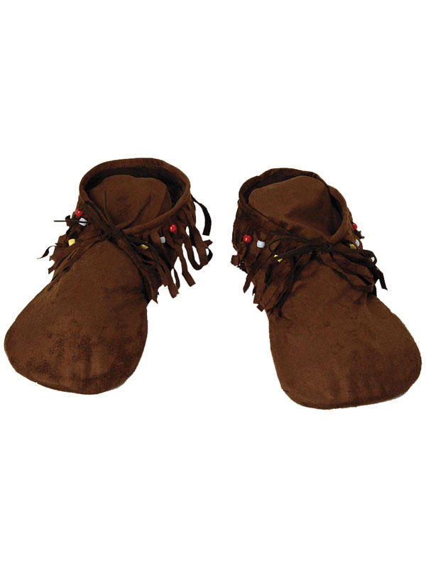 Hippy Indian Moccasins Lady's