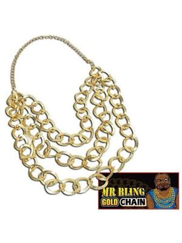 Mr Bling Gold Chain