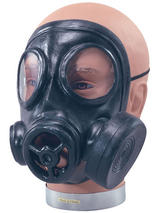 Gas Mask Rubber