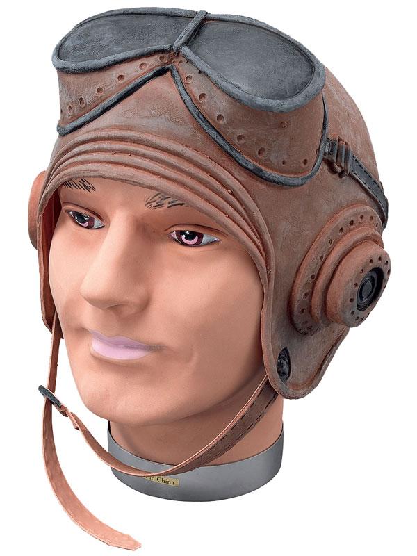 Biggles Helmet Rubber