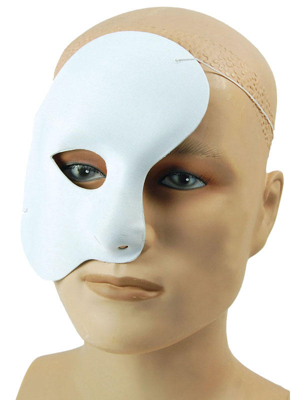 Adult Fabric Phantom Mask