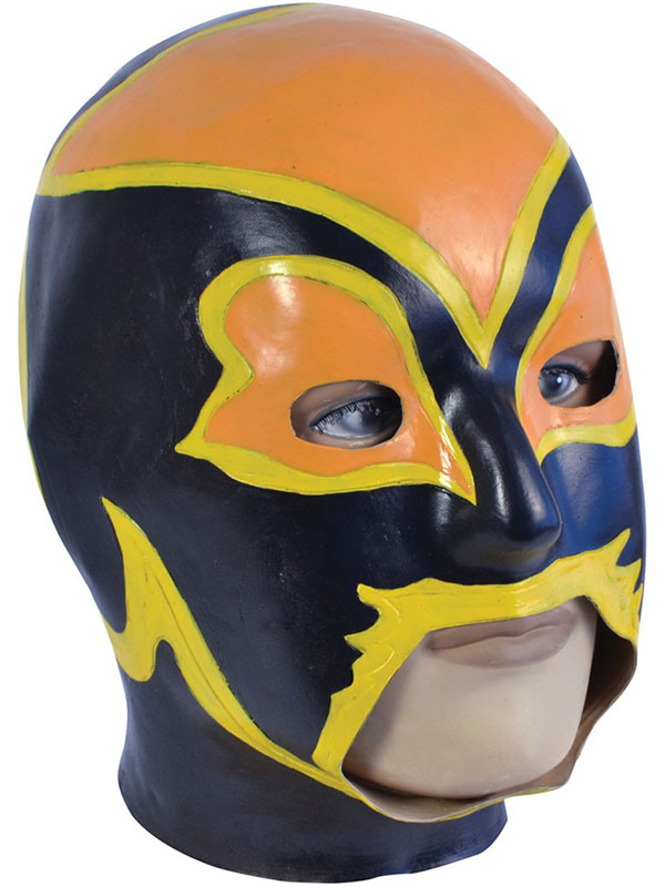 Adult Wrestler Mask