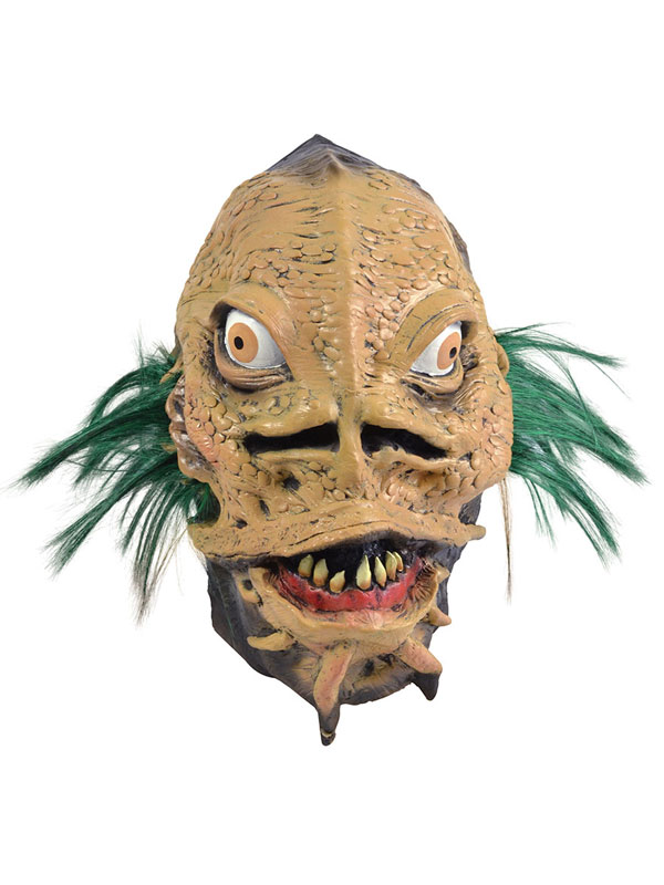 Reptile Fish Man Mask