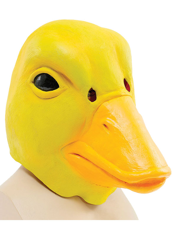 Adult Duck Mask