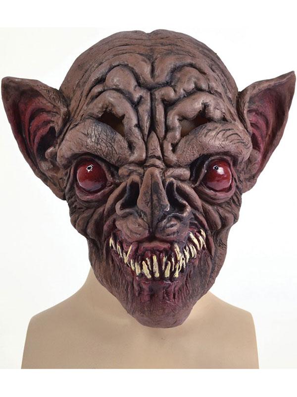 Latex Bat Mask