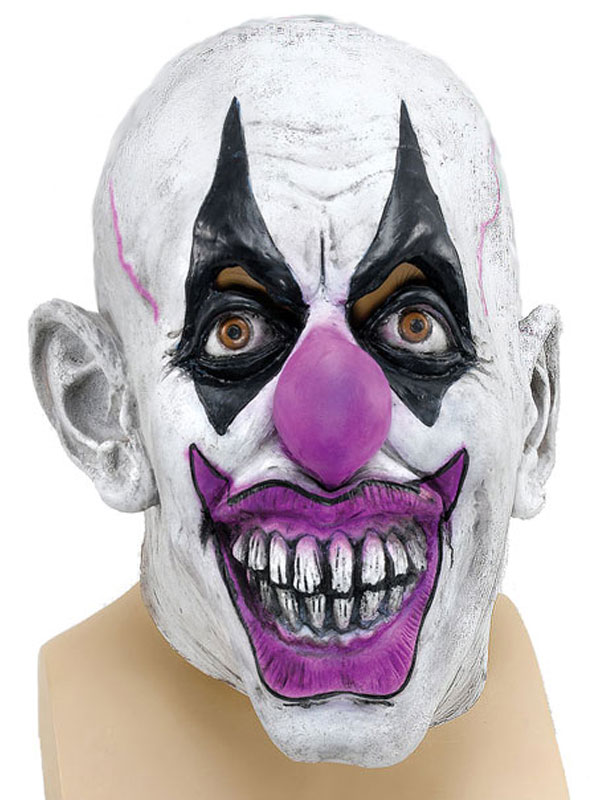 Adult Scary Clown Mask
