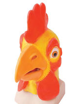 Adult Chicken Overhead Mask