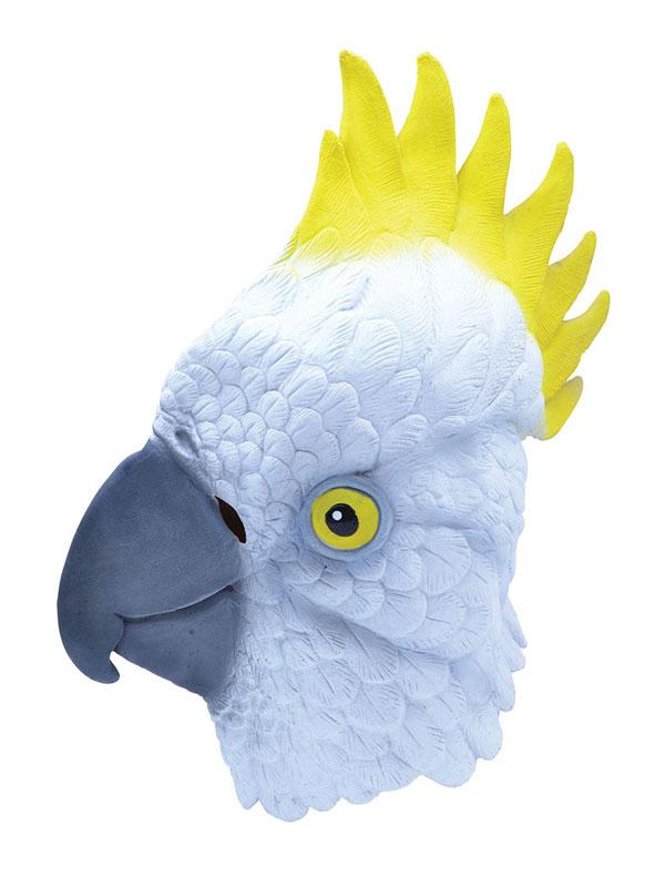 Adult Cockatoo Mask