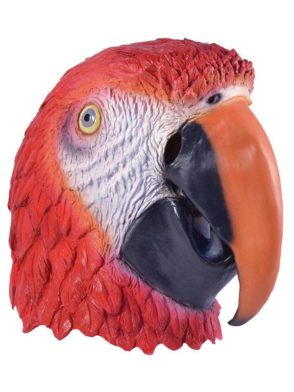 Adult Parrot Mask