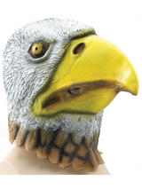 Adult Eagle Bird Overhead Mask