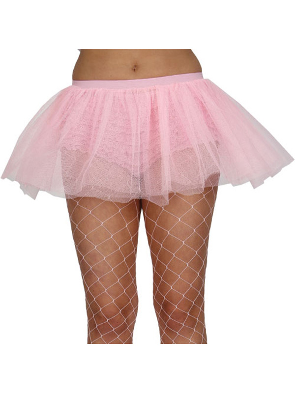 Adult Baby Pink 3 Layer Tutu