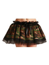 Adult Army Camoflage Tutu