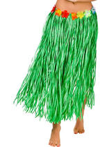 Adult Hula Skirt (Green)
