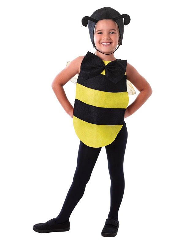 Child Bumble Bee Dress Up Kit Costume