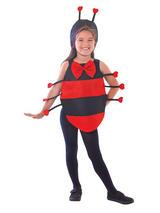 Child Ladybird Dress Up Kit Costume