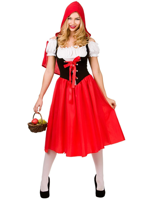 Womens-Little-Red-Riding-Hood-Costume-Adult-Fairytale-