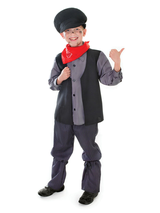 Child Chimney Sweep Costume