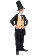 Child Victorian Gent Costume