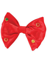 Child Bow Tie Red Flashing