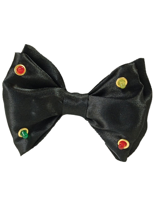 Child Bow Tie Black Flashing