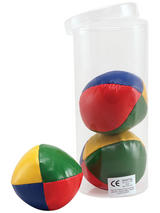 Set Of Three Juggling Balls