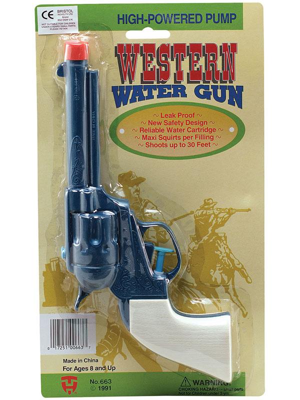 Water Squirt Cowboy Gun