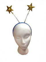 Head Boppers Gold Stars
