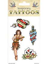 Tattoos Old Skool Theme