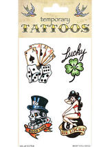 Tattoos Good Luck Theme
