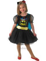 Child Hello Kitty Batgirl Tutu Dress Costume