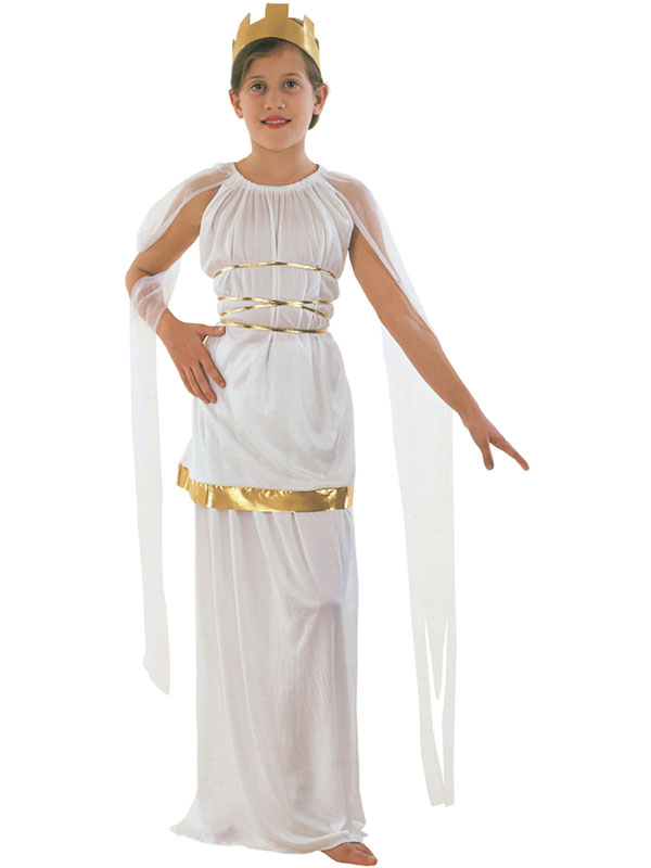 Child Grecian Athena Costume
