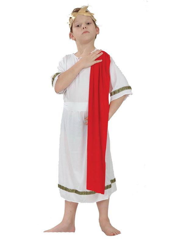Child Roman Emperor Costume